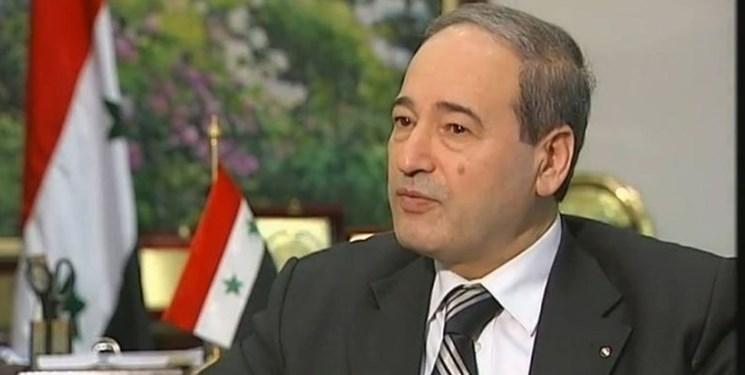 فیصل المقداد: اجازه اشغال ذره ای از خاک سوریه را نمی دهیم