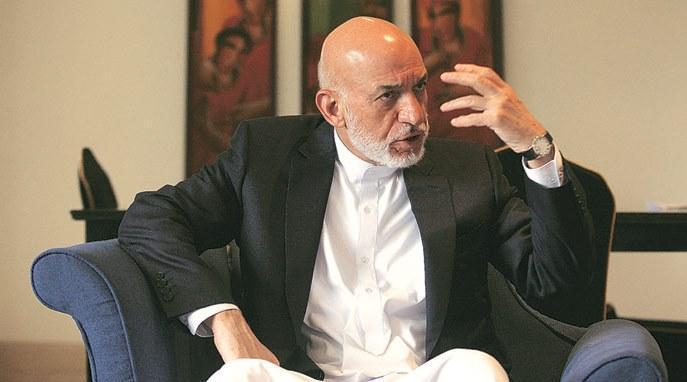 کرزی: شرایط کنونی افغانستان، نتیجه سیاست تحقیر آمیز و تفرقه افکنانه آمریکا است