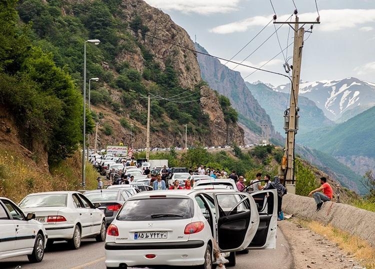 مسعود مردانی: مردم باز هم در سفر به شمال حماسه آفریدند!